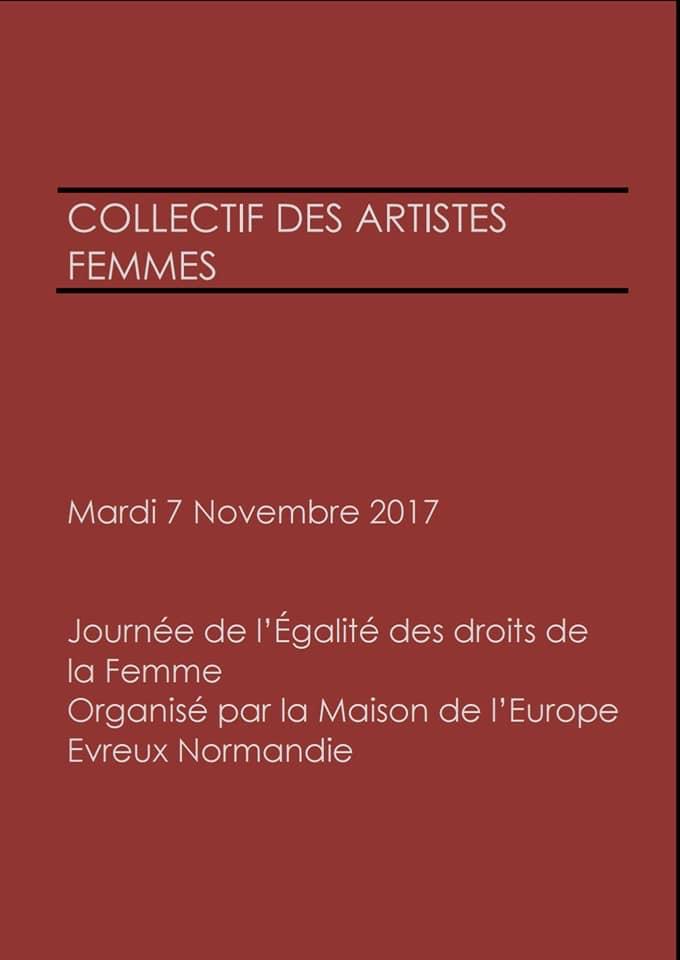 201711 - Exposition Droit des Femmes - Evreux