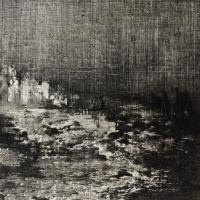 Peintures polaroid imaginaires 10x10 22