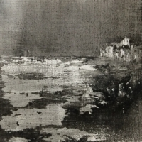 Peintures polaroid imaginaires 10x10 32