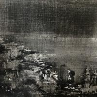 Peintures polaroid imaginaires 10x10 34