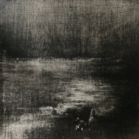 Peintures polaroid imaginaires 10x10 41