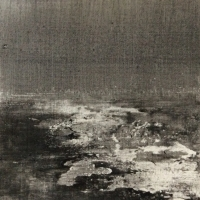 Peintures polaroid imaginaires 10x10 42