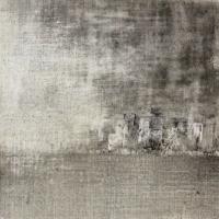Peintures polaroid imaginaires 10x10 07