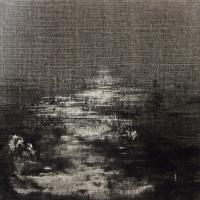 Peintures polaroid imaginaires 10x10 09