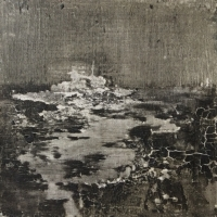 Peintures polaroid imaginaires 10x10 29