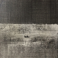 Peintures polaroid imaginaires 10x10 39