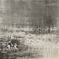 Peintures polaroid imaginaires 10x10 06