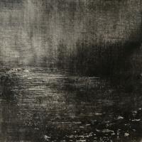 Peintures polaroid imaginaires 10x10 08