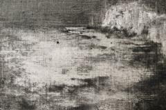 Peintures polaroid imaginaires 10x10 30