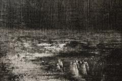 Peintures polaroid imaginaires 10x10 49