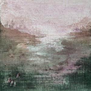 Peinture polaroid imaginaires papier toilé 42