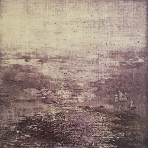 Peinture polaroid imaginaires papier toilé 18