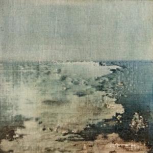 Peinture polaroid imaginaires papier toilé 19