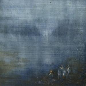 Peinture polaroid imaginaires papier toilé 29