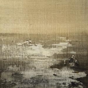 Peinture polaroid imaginaires papier toilé 24