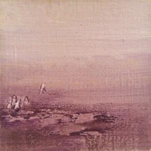 Peinture polaroid imaginaires papier toilé 03