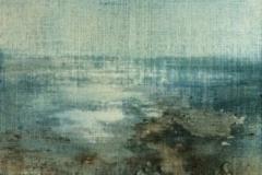 Peinture polaroid imaginaires papier toilé 39