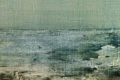 Peinture polaroid imaginaires papier toilé 22