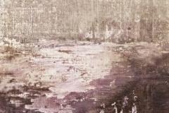 Peinture polaroid imaginaires papier toilé 12