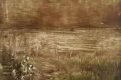 Peinture polaroid imaginaires papier toilé 14