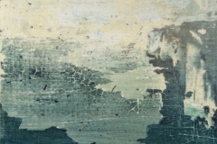 Peinture polaroid imaginaires papier toilé 50