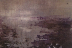 Peinture polaroid imaginaires papier toilé 59