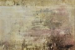 Tempera sur papier toilé 30x30 cm 24