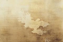 Tempera sur papier toilé 30x30 cm 13